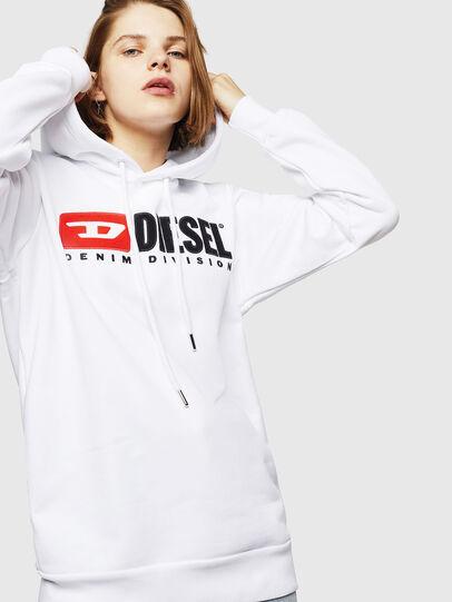 Diesel - F-GIR-HOOD-DIVISION-,  - Sweatshirts - Image 1
