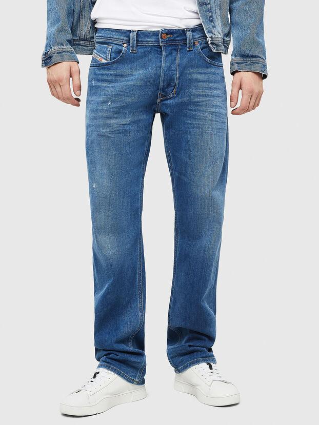 Larkee 083AX, Hellblau - Jeans