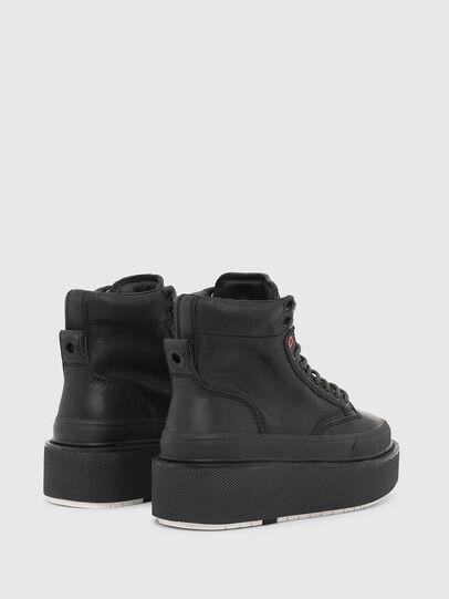 Diesel - H-SCIROCCO AB, Schwarz - Sneakers - Image 3