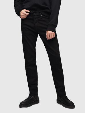 Buster 0886Z, Schwarz/Dunkelgrau - Jeans