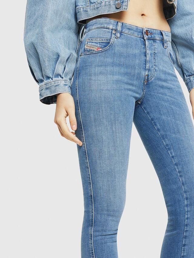 Diesel - Babhila 086AK, Hellblau - Jeans - Image 3