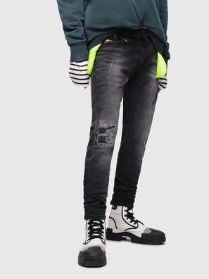 Tepphar 069DW, Schwarz/Dunkelgrau - Jeans