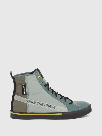 Diesel - S-DVELOWS ML, Grau/Blau - Sneakers - Image 1