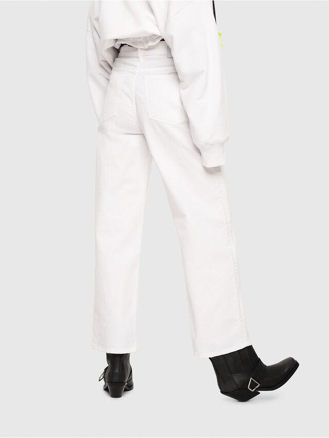 Diesel - Widee 069EA, Weiß - Jeans - Image 2