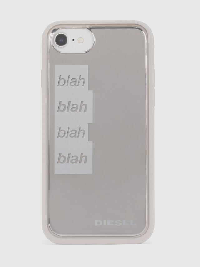 Diesel - BLAH BLAH BLAH IPHONE 8 PLUS/7 PLUS/6s PLUS/6 PLUS CASE, Weiß - Schutzhüllen - Image 2