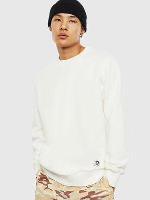 S-GIRK-WORK, Weiß - Sweatshirts