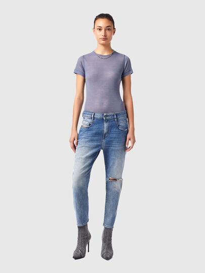 Diesel - Fayza 09B16, Hellblau - Jeans - Image 5