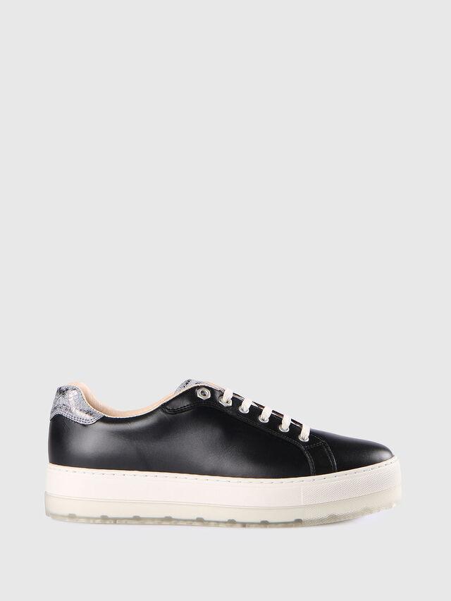 Diesel - S- ANDYES W, Schwarz/Silber - Sneakers - Image 1