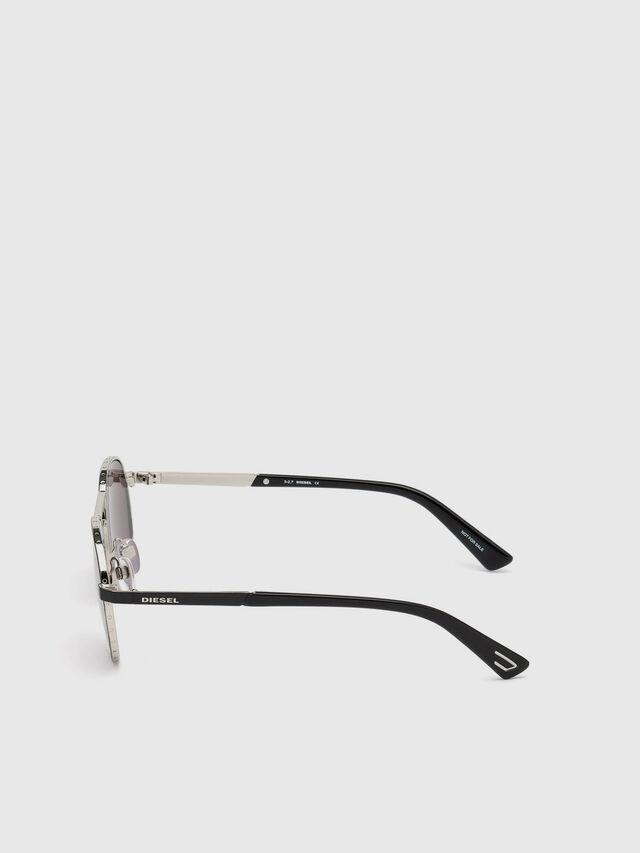 Diesel - DL0265, Schwarz - Sonnenbrille - Image 3