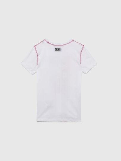 Diesel - TSILYROS, Weiß - T-Shirts und Tops - Image 2