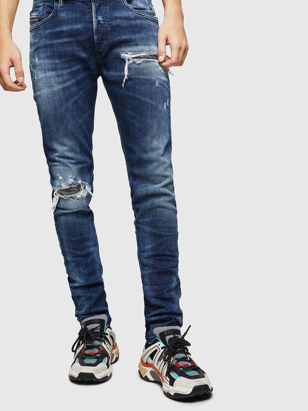 Tepphar 0090G, Dunkelblau - Jeans