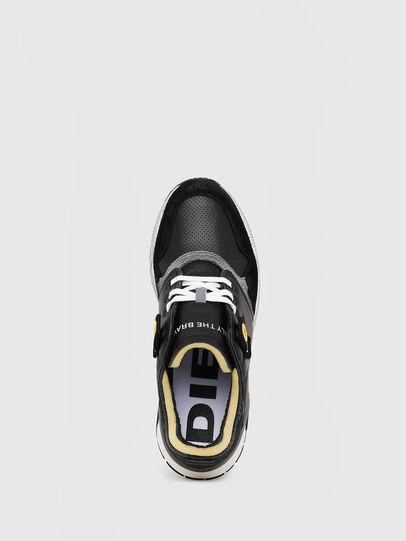 Diesel - S-BRENTHA LC, Schwarz - Sneakers - Image 4