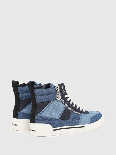 Diesel - S-DVELOWS MID CUT, Blau - Sneakers - Image 3