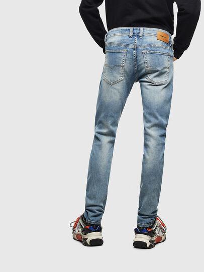 Diesel - Sleenker CN057, Hellblau - Jeans - Image 2