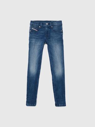 DHARY-J JOGGJEANS, Mittelblau - Jeans