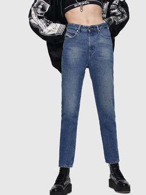 D-Eiselle 0076X, Mittelblau - Jeans