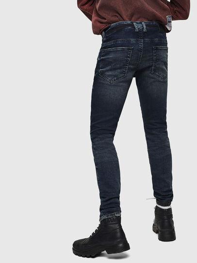 Diesel - Thommer JoggJeans 069GD, Dunkelblau - Jeans - Image 2