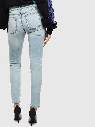 Diesel - D-Ollies JoggJeans 069LL, Hellblau - Jeans - Image 2