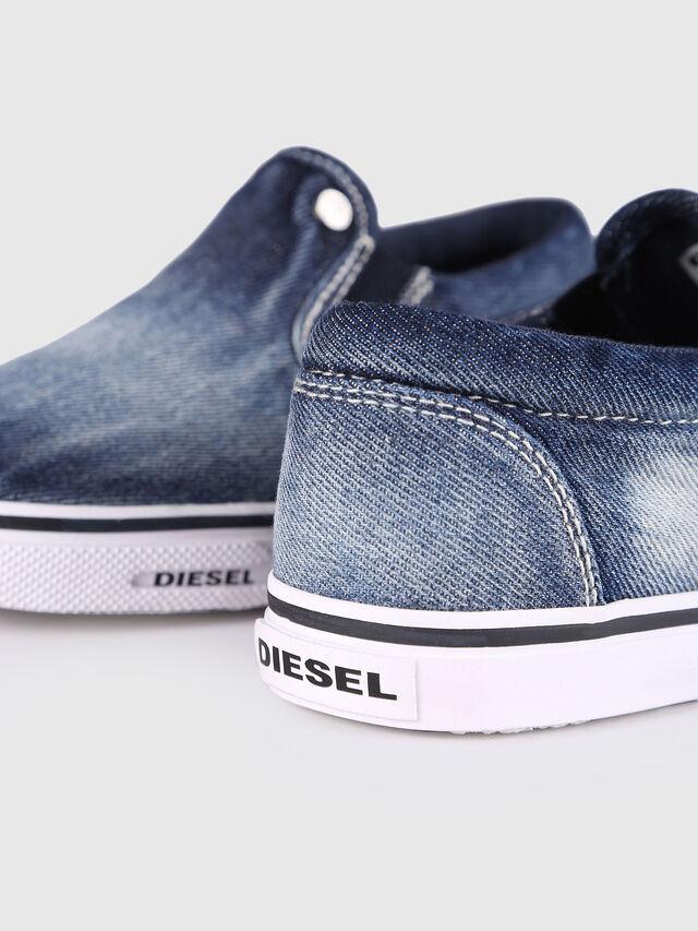 KIDS SLIP ON 21 DENIM YO, Jeansblau - Schuhe - Image 5