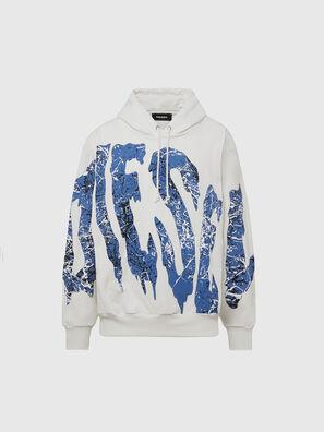 S-ALBY-X3, Weiß - Sweatshirts