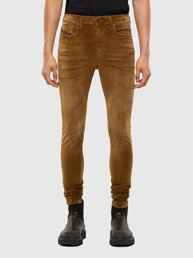 D-Amny 069PS, Hellbraun - Jeans