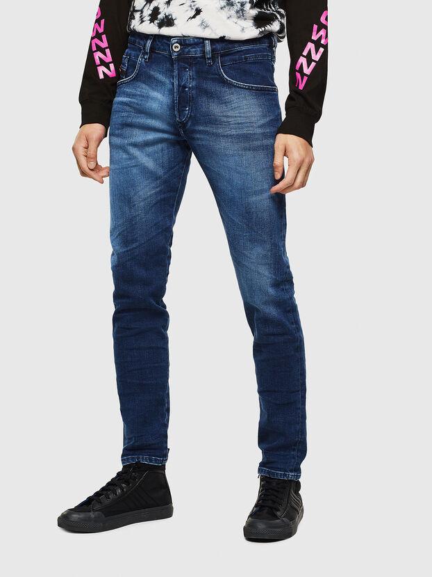 D-Bazer 0095N, Mittelblau - Jeans