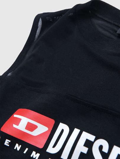 Diesel - TGIORGIT, Schwarz - T-Shirts und Tops - Image 3