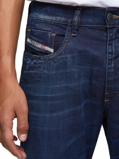 Diesel - D-Strukt JoggJeans® 069WS, Dunkelblau - Jeans - Image 3