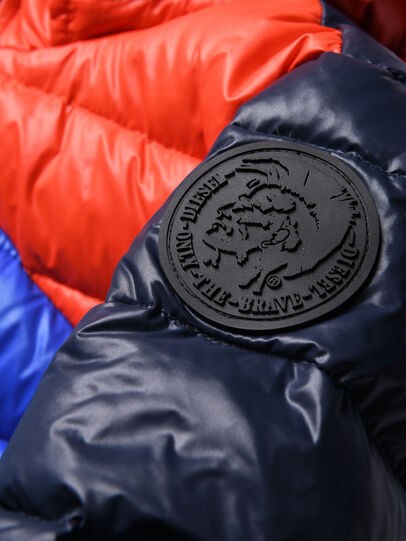 Diesel - JSMITHB, Blau/Orange - Jacken - Image 3