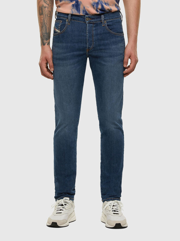 D-Yennox 009DG, Mittelblau - Jeans