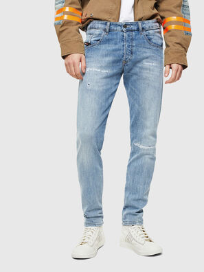 D-Bazer 0095V, Hellblau - Jeans