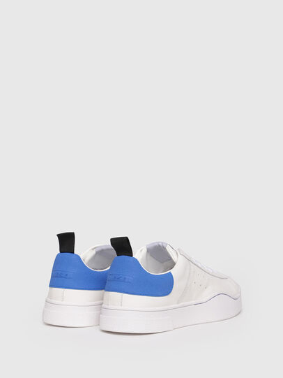Diesel - S-CLEVER LOW, Weiß/Blau - Sneakers - Image 3