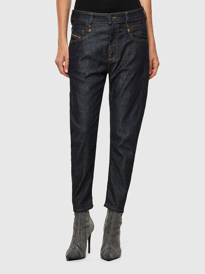 Diesel - Fayza 009HF, Dunkelblau - Jeans - Image 1