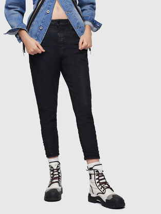 Candys JoggJeans 0688U, Schwarz/Dunkelgrau - Jeans