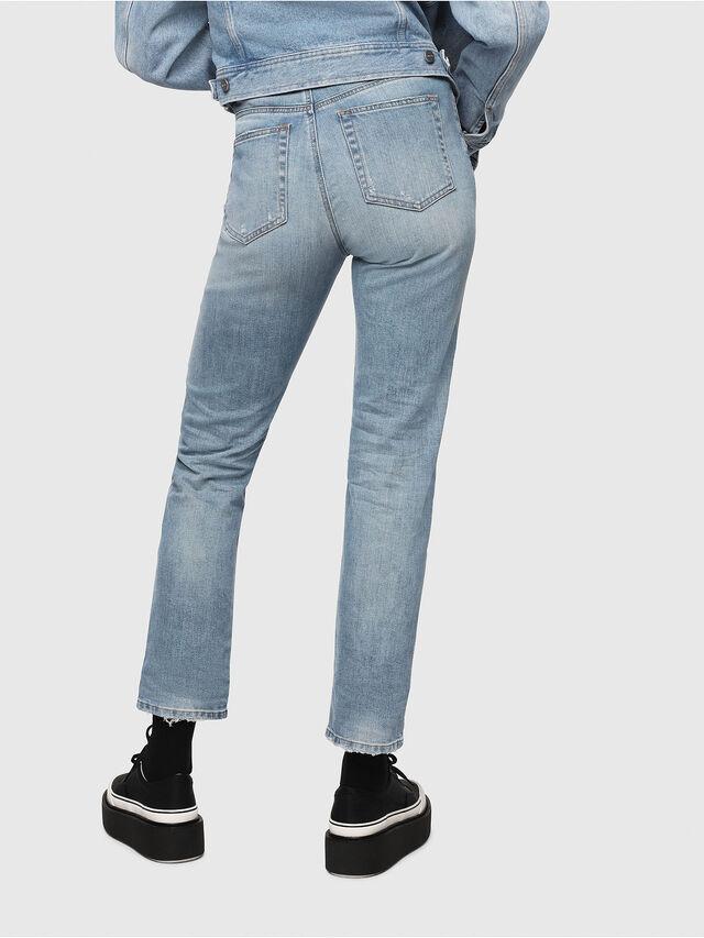 Diesel - D-Eiselle 069DY, Hellblau - Jeans - Image 2