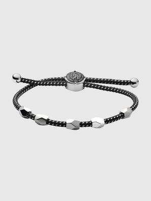 DX1139, Schwarz/Silber - Armbänder