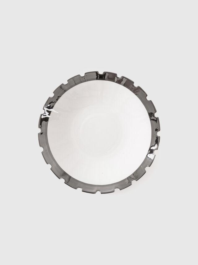 Diesel - 10990SIL MACHINE, Weiß - Teller - Image 1