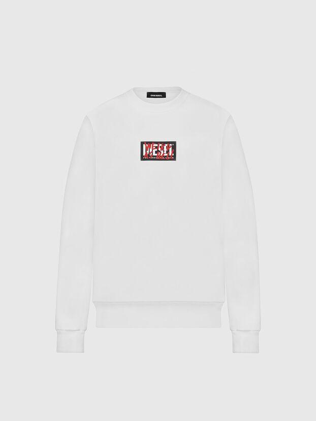 S-GIRK-X5, Weiß - Sweatshirts