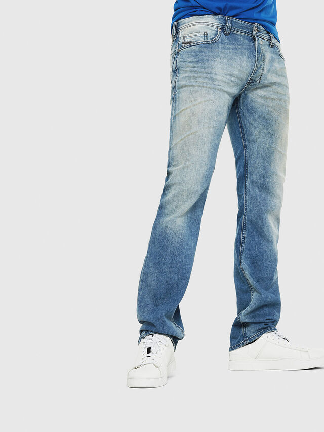 Diesel - Safado C81AP, Hellblau - Jeans - Image 1
