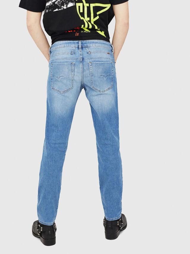 Diesel - D-Bazer 087AQ, Hellblau - Jeans - Image 2