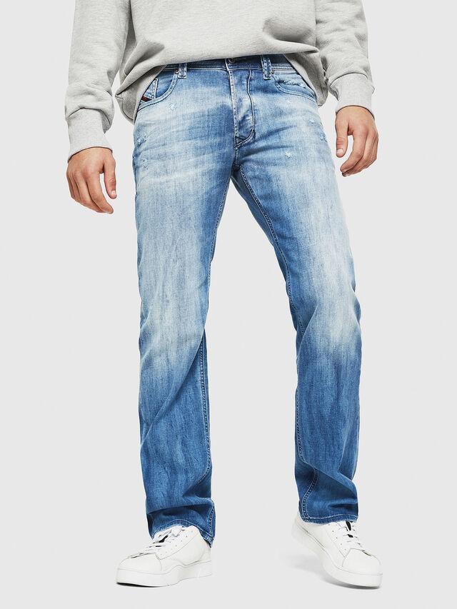 Diesel - Larkee 081AS, Mittelblau - Jeans - Image 1