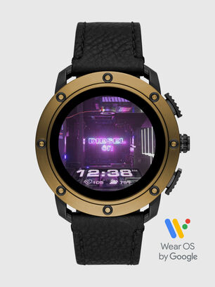 DT2016, Schwarz/Bronze - Smartwatches