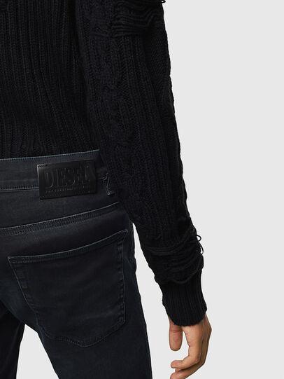 Diesel - D-Reeft JoggJeans 069KJ, Schwarz/Dunkelgrau - Jeans - Image 4