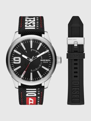 DZ1906, Schwarz - Uhren