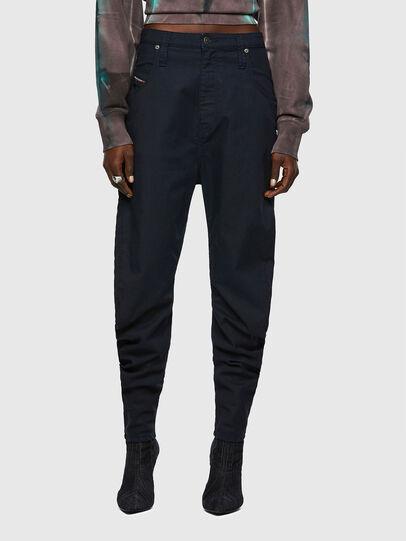 Diesel - D-Plata JoggJeans® 069WK, Dunkelblau - Jeans - Image 1