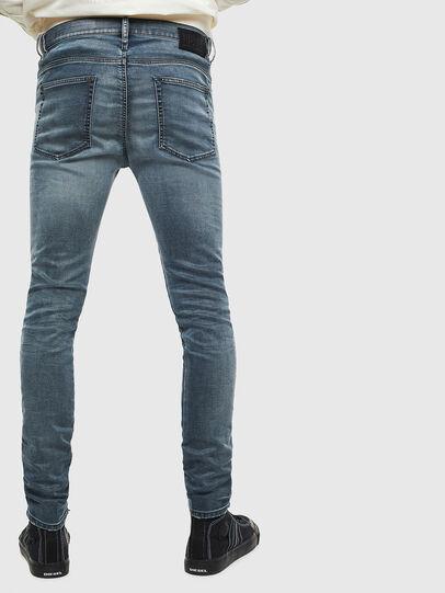 Diesel - D-Reeft JoggJeans 069LT, Dunkelblau - Jeans - Image 2