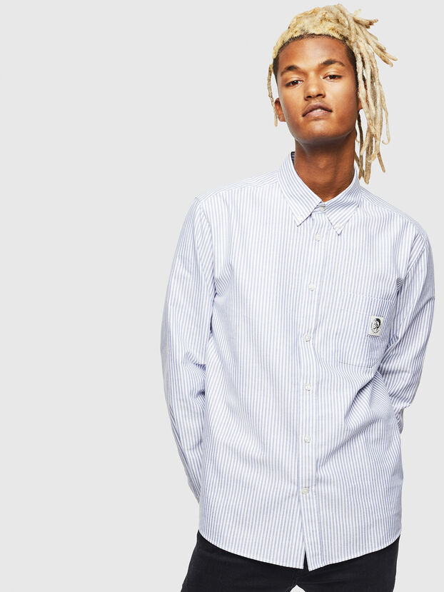 S-JAMES-A, Weiß - Hemden