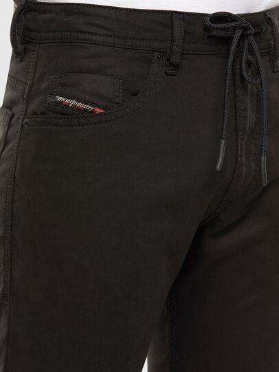 Diesel - Thommer JoggJeans 069NC, Schwarz/Dunkelgrau - Jeans - Image 4
