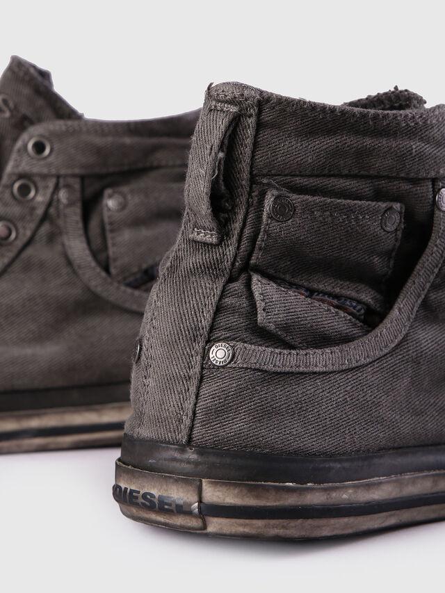 Diesel - EXPOSURE I, Silbergrau - Sneakers - Image 5