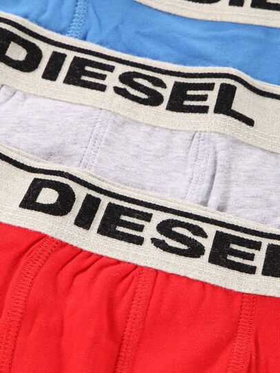 Diesel - UGOV THREE-PACK US, Rot/Blau - Underwear - Image 4